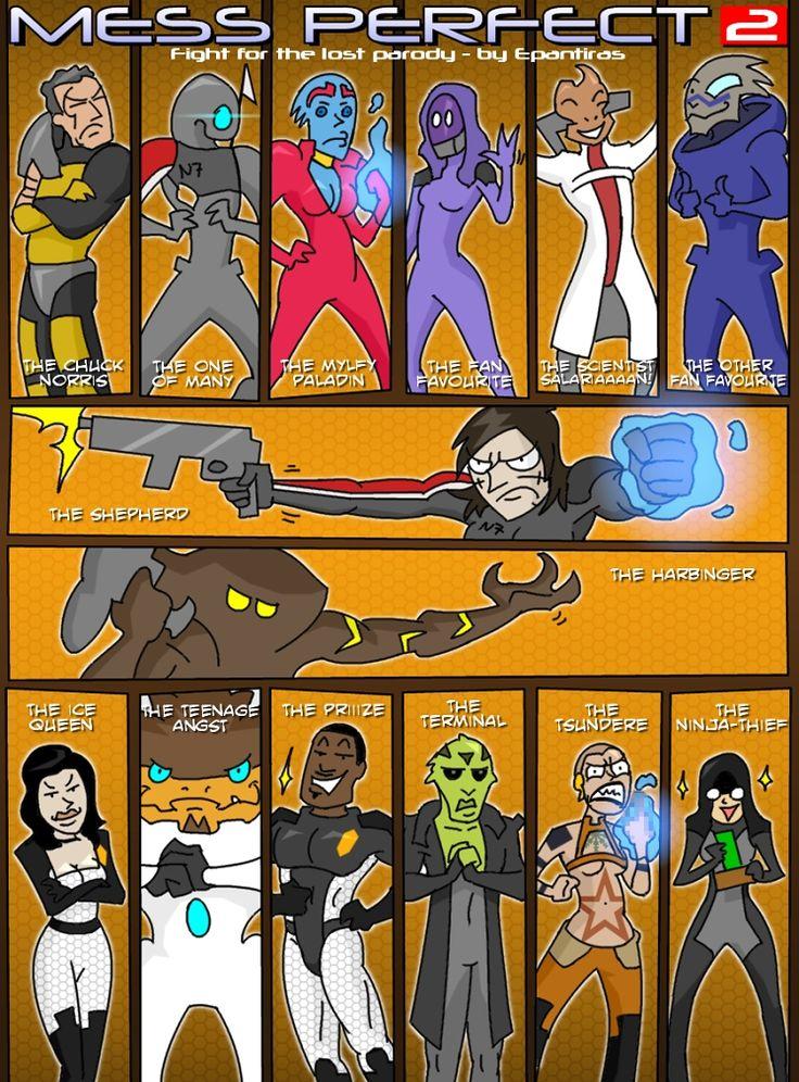 Mess Perfect 2 -  by Epantiras @deviantART  Read it: Leggi il fumetto su http://epantiras.deviantart.com/gallery/31228611