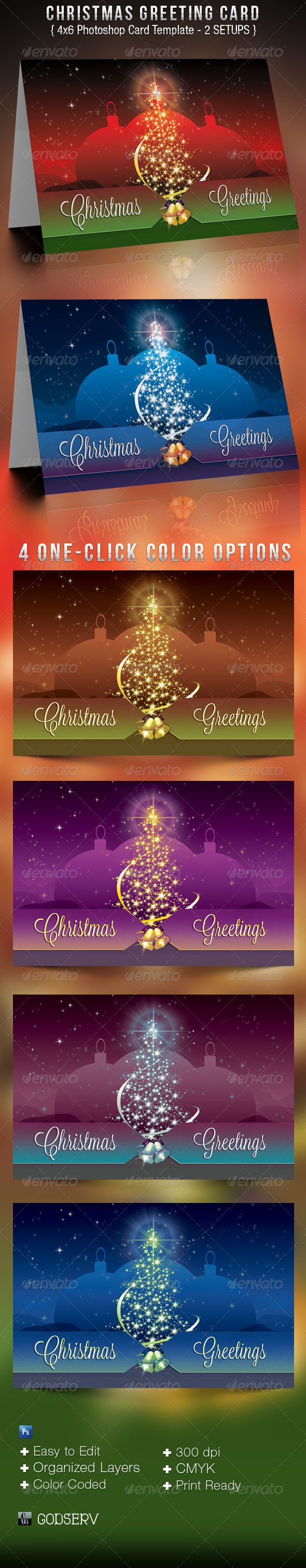 5085 best design template presentation images on pinterest font christmas greeting card template is colorful and great for church office and personal christmas greetings kristyandbryce Image collections