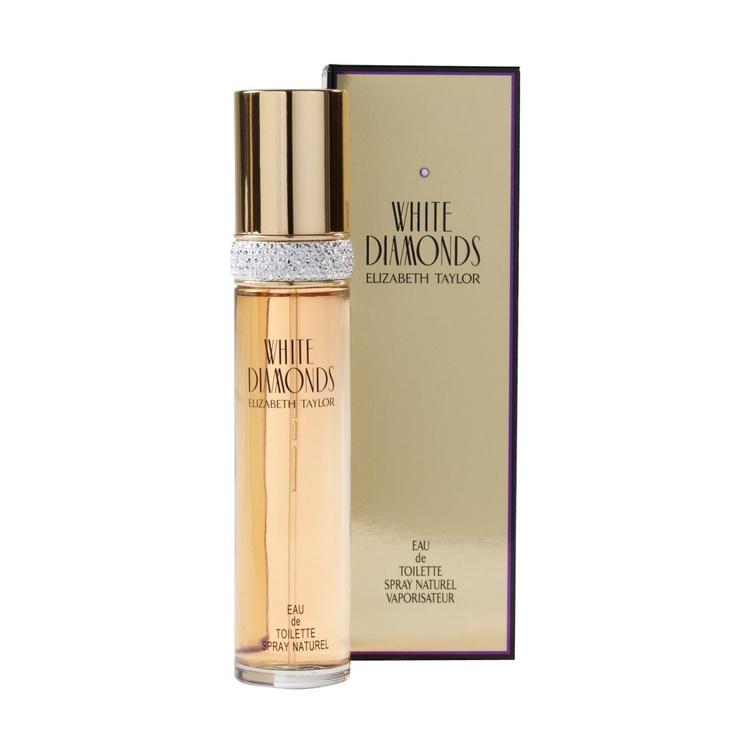 ZD MARKET -  White Diamonds Perfume by Elizabeth Taylor, $37.00 (http://www.zdmarket.com/white-diamonds-perfume-by-elizabeth-taylor/)