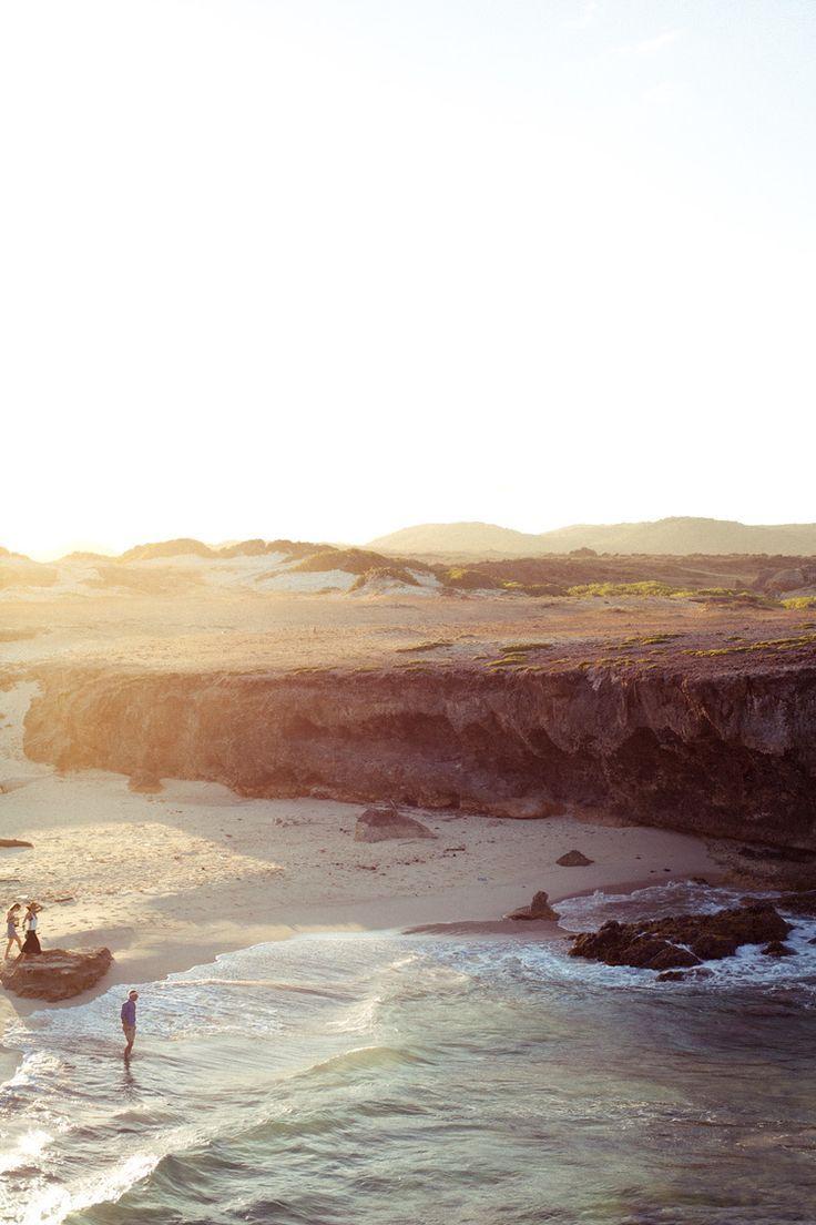 Stunning views on the coastline / via William Hereford