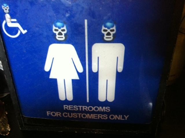 Bathroom Signs Calgary 200 best restaurant bathrooms images on pinterest | bathroom signs