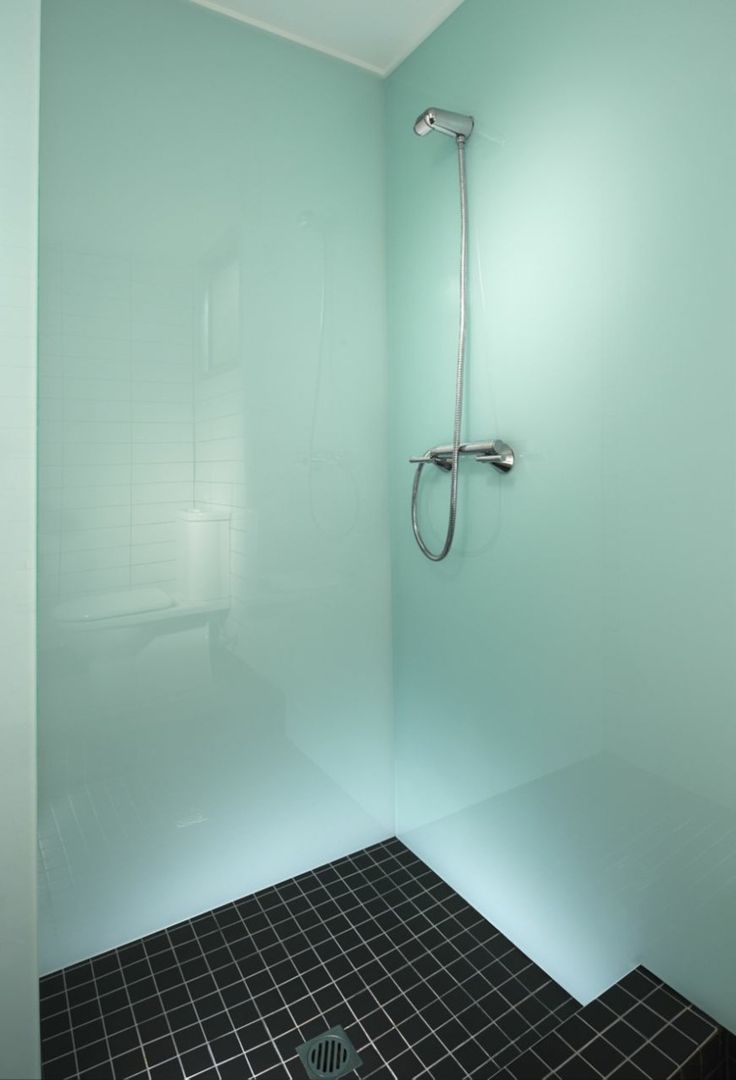 crédence salle de bain pour revêtement mural en bleu