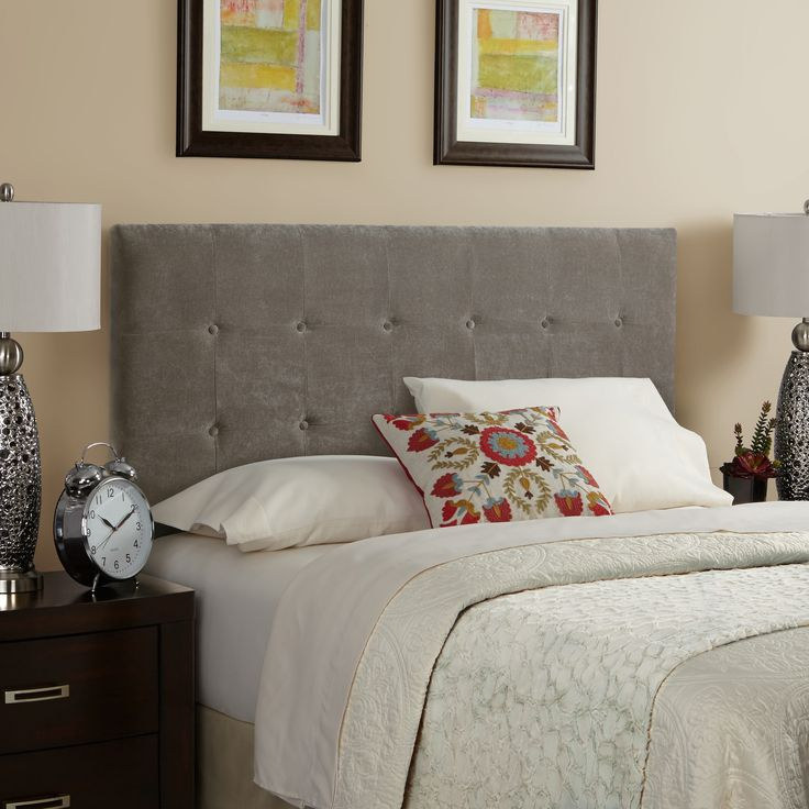 17 Best Images About Wide Headboard On Pinterest Diy