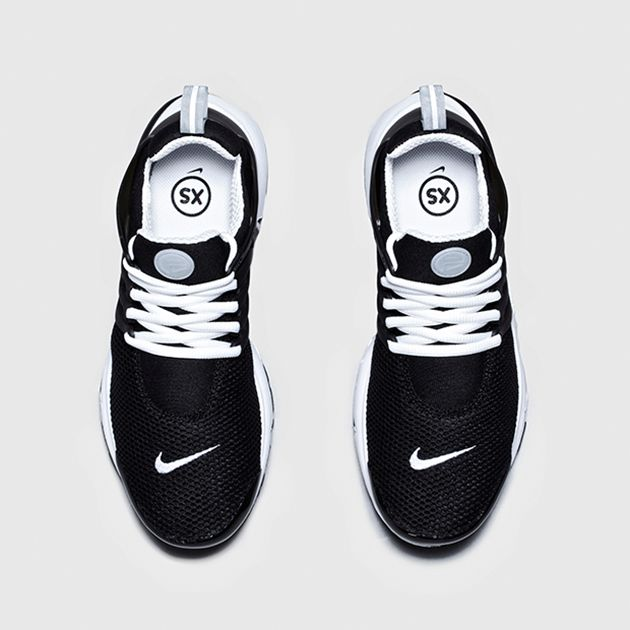 nike air presto qs black black white 4 buy black black nike air