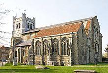 Waltham Abbey (town) - Wikipedia, the free encyclopedia
