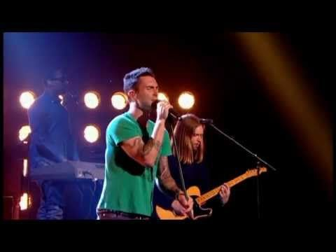 Maroon 5 - Payphone/Moves Like Jagger (Live The Voice UK) - YouTube