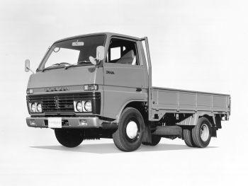 Toyota Dyna JP-spec (U20) '1977–84
