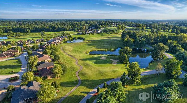 Picture your exquisite custom home situated on this lot offering overlooking the Summit Golf Course. Located in the prestigious Summit Estates with impressive neighboring properties. Live the Summit lifestyle. Enjoy the many amenities that come with owning property at the Summit Pearl Club. Talk to Tyler 270.925.6247 L. Steve Castlen, REALTORS®