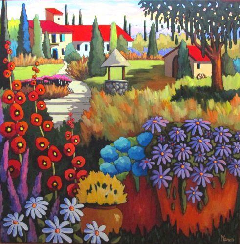 Mas de Provence by Louise Marion