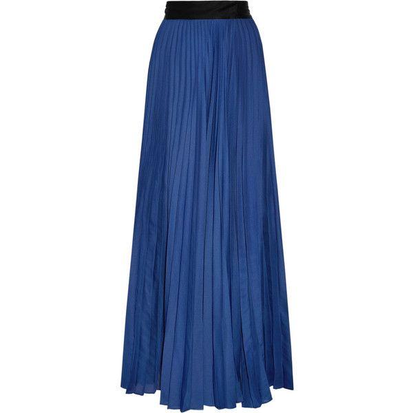 best 25 pleated maxi skirts ideas on teal