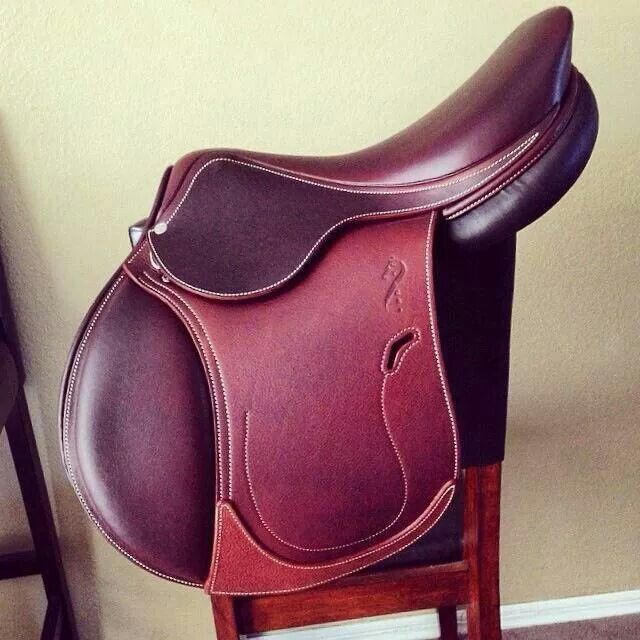 "Brand New ""Antares"" Saddle!!  (Drool!)"