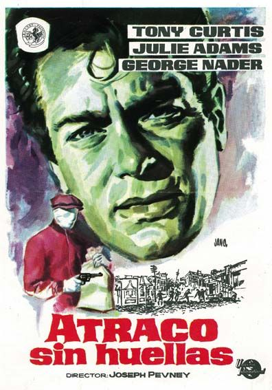 "Atraco sin huellas (1955) ""Six Bridges to Cross"" de Joseph Pevney - tt0048628"