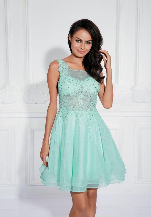 Sukienka idealna na sylwestra lub studniówkę #prom #party #newyear #promdress #fashion