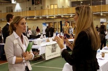 Students in all Quinnipiac University programs of study are invited to meet with hundreds of potential employers all in one spot. Students will have the opportunity to explore career opportunities, seek summer and part-time experiences, look for internships, establish contact with employer representatives, and discuss full-time employment options.