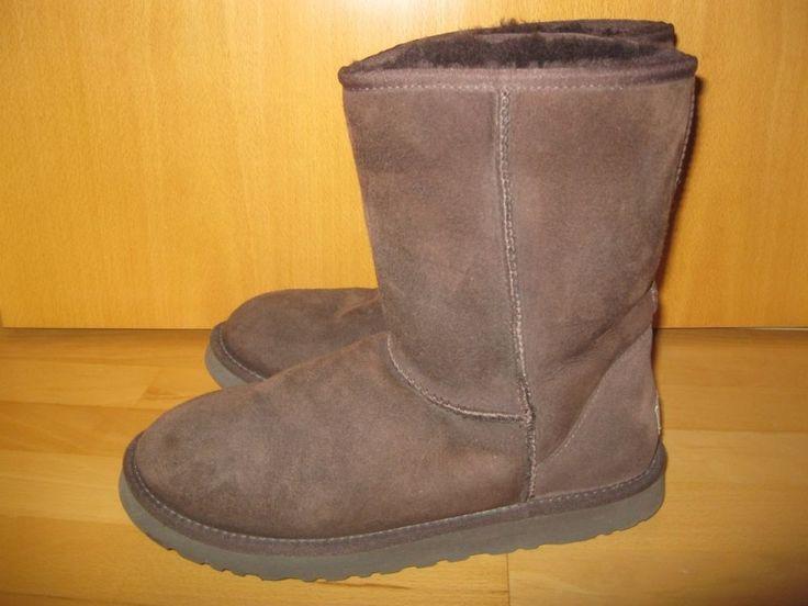 * * * UGG Boots dunkelbraun, Gr.42 * * *