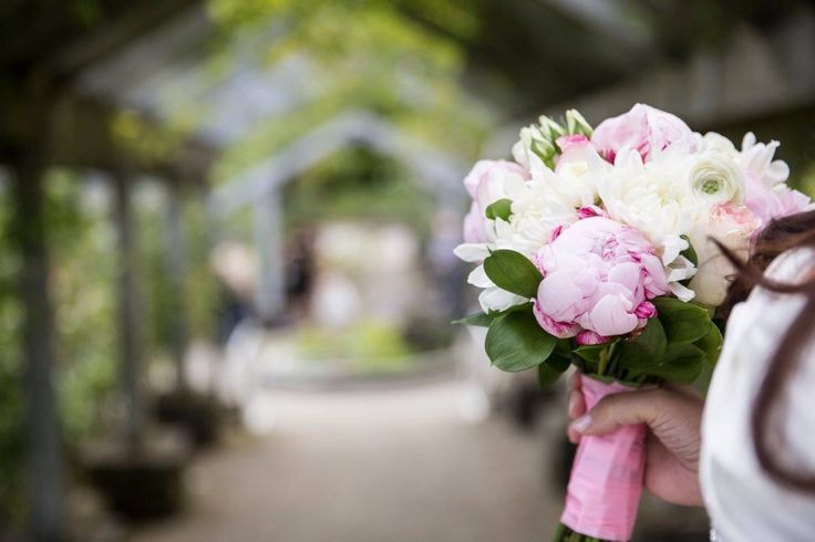 Sue and  Bruce  Spring Pink Peonies   False Creek Wedding Florist