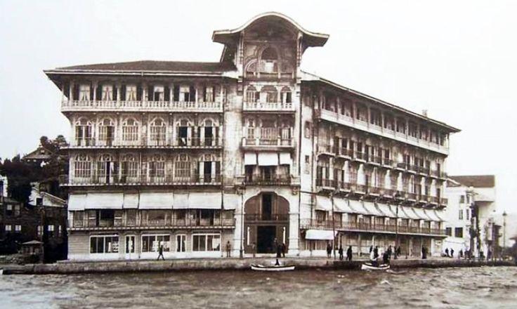 Tokatlıyan Oteli, Tarabya