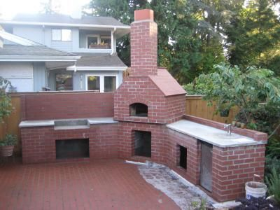 17 Best Ideas About Brick Built Bbq On Pinterest Brick Grill Brick Bbq And Brick Oven Outdoor