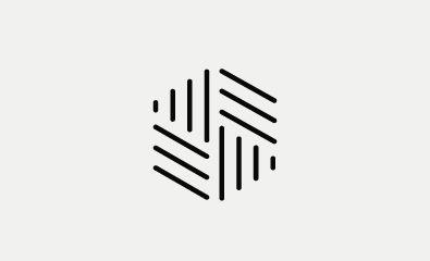 Textiles logo designed by Richard Baird