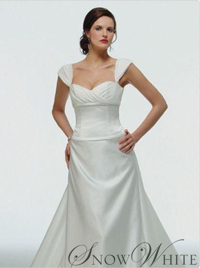 Great Kirstie Kelly for Disney Snow White wedding gown