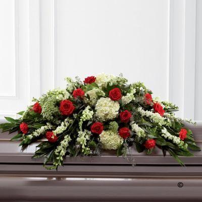 18 besten Funeral Flowers - Casket Sprays Bilder auf Pinterest ...