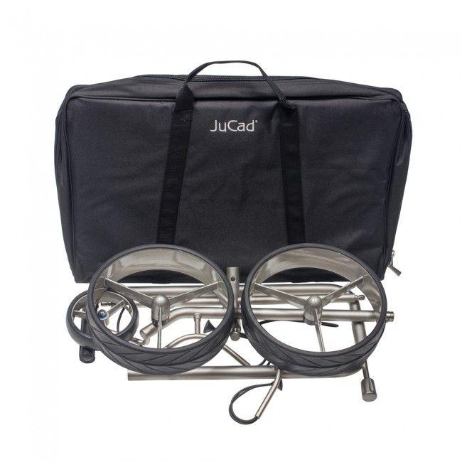 JUCAD - Chariot de golf manuel TITAN - Achat/vente chariot manuel de golf Jucad - Golf Plus