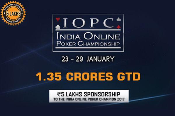 The Spartan Poker Tournaments | India Online Poker Championship http://www.pokerindia.com/the-spartan-poker-tournaments-india-online-poker-championship.html