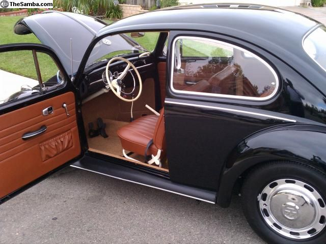 1967 VW Bug (probably my favorite year)