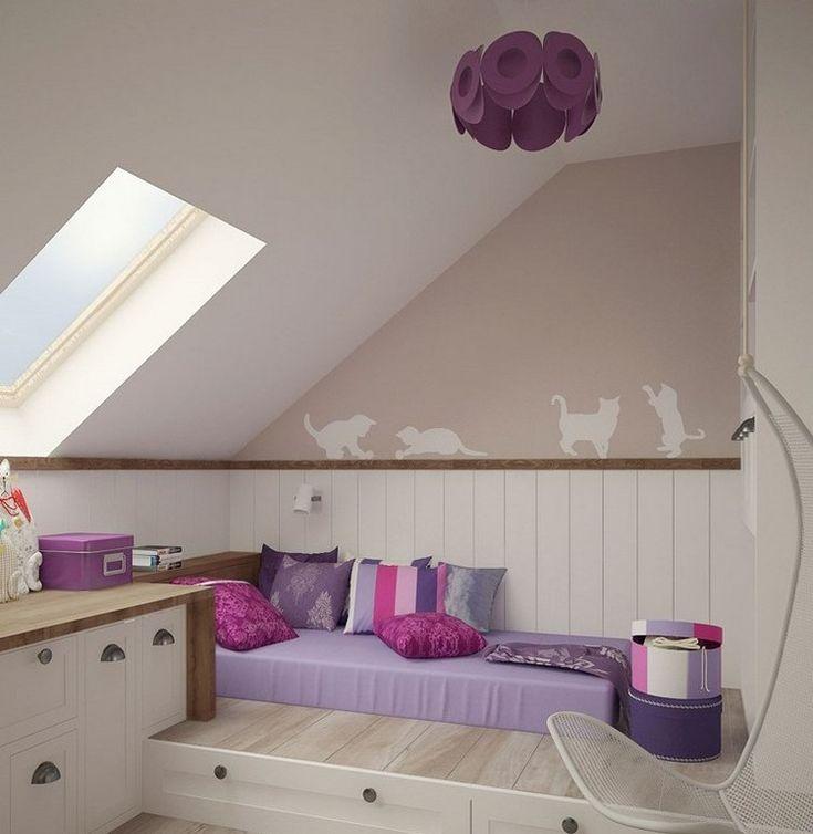 die besten 25 lila kinderzimmer ideen auf pinterest. Black Bedroom Furniture Sets. Home Design Ideas