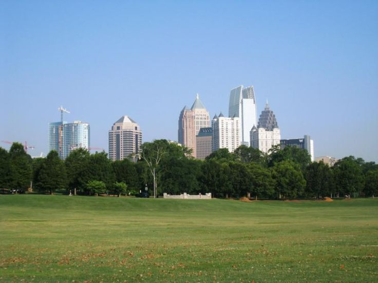 great urban space...i may be taking my yoga classes back here soon!  Piedmont Park, Atlanta