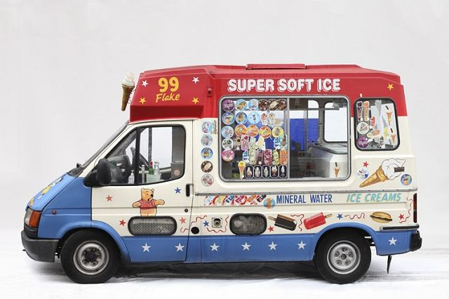 Ice Cream Trucks – Luke Stephenson