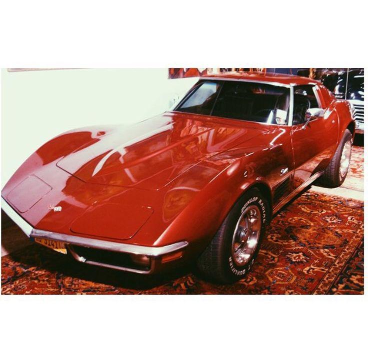 Corvette Stingray 1971