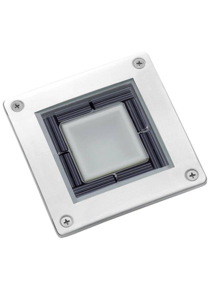 Solárne podlahové osvetlenie Solarcentre Solar Square | SolarBunny.eu
