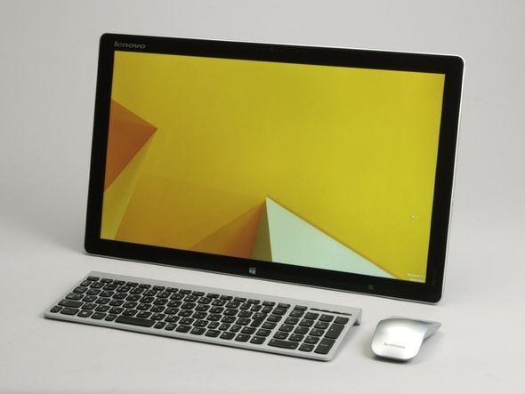 21.5型ディスプレイ一体型PC「HORIZON 2e」Lenovoより