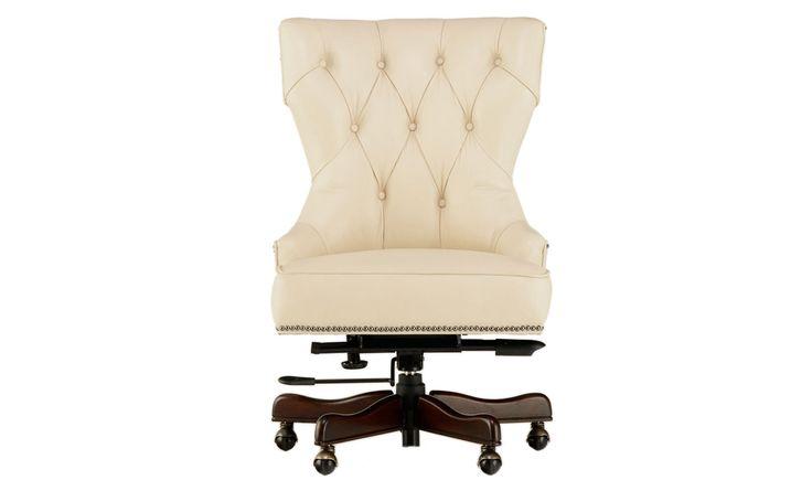 Simone Tufted Desk Chair