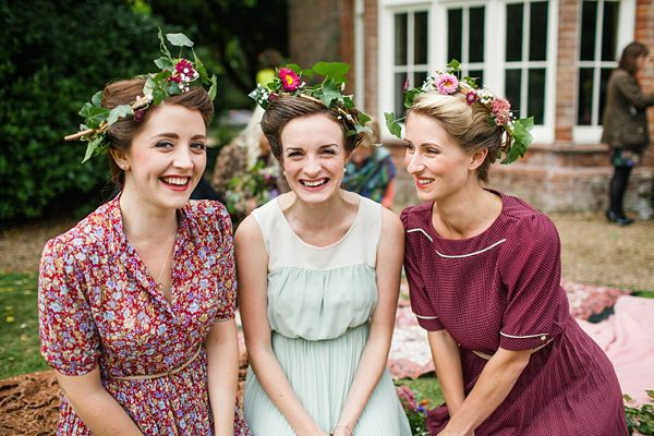 A Vintage and Bohemian Inspired Magical Woodland Wedding | Love My Dress® UK Wedding Blog
