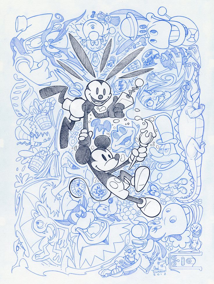 Epic Mickey 2 - Chad Townsend