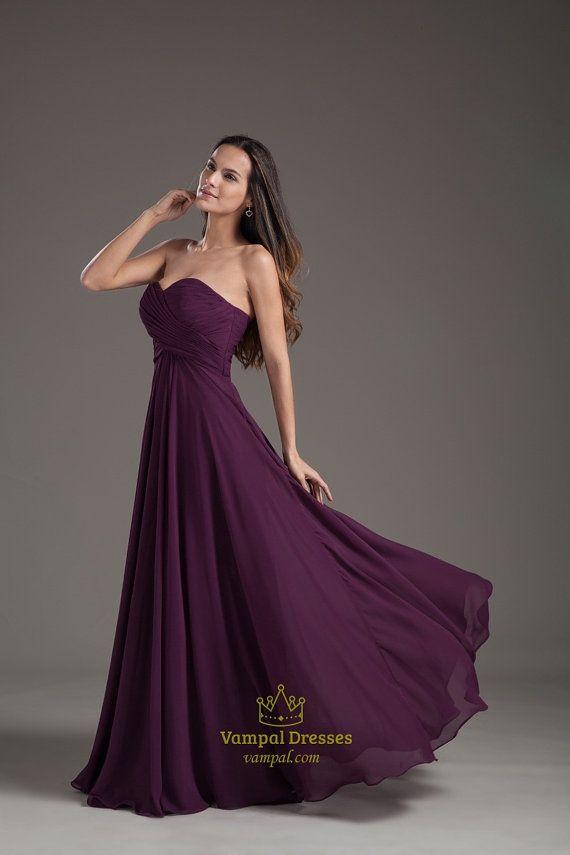 Dark purple color combinations dresses for juniors