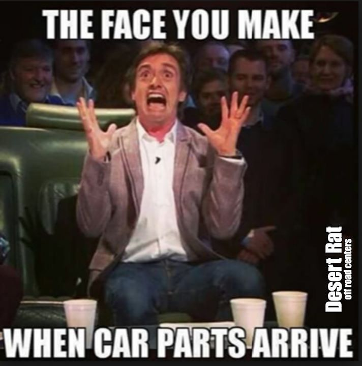 Richard Hammond from Top Gear. Literally one of my favorite shows.