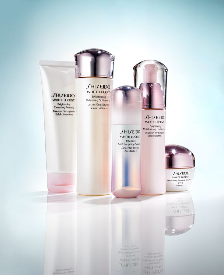 Shiseido White Lucent Collection #skincare #beauty BUY NOW!