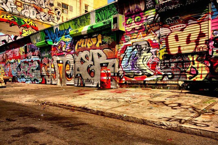 50 Best Graffiti Walls Images On Pinterest