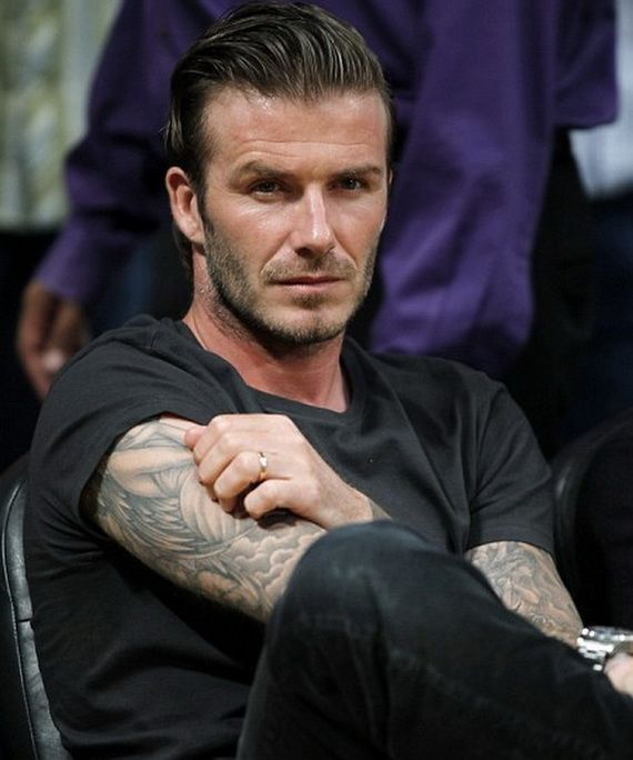David Beckham Hairstyles 2012 David Beckham Haircut Beckham Haircut And Beckham