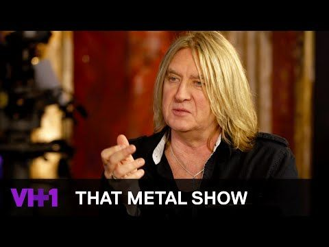 That Metal Show | On Set with Joe Elliott (Extended) | VH1 Classic - YouTube