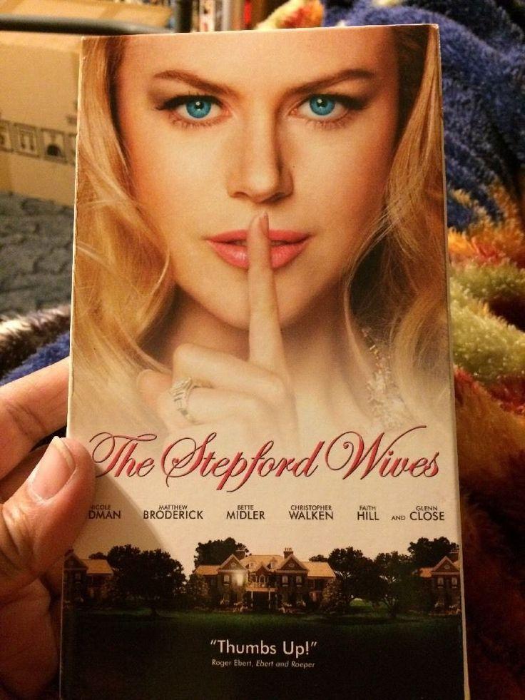 The Stepford Wives (VHS, 2005) 97360419337 | eBay