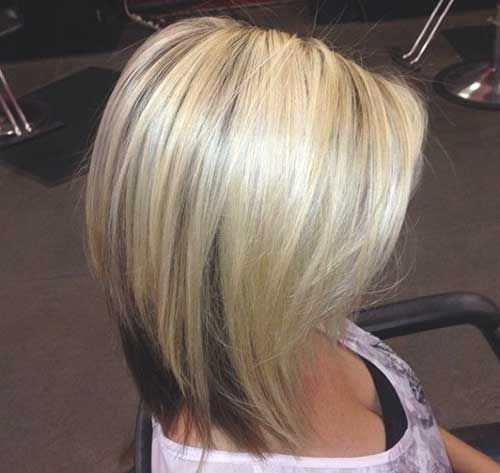 Best Long Angled Bob Haircuts Bob Hairstyles 2015