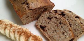 Fitness sladký nízkokalorický proteinový chleba