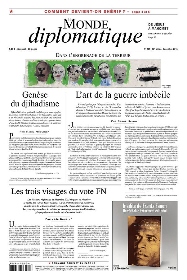 La vérité scientifique et le saut du tigre, par Pablo Jensen (Le Monde diplomatique, décembre 2015)