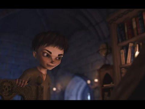 "CGI 3D Animated Short HD: ""Raphaël"" - by ESMA"