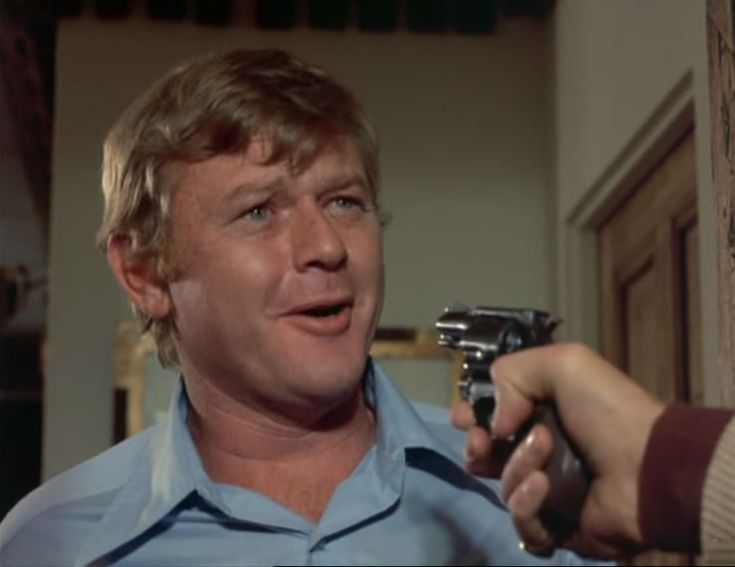Martin Milner in Columbo: Murder by the Book (1971)