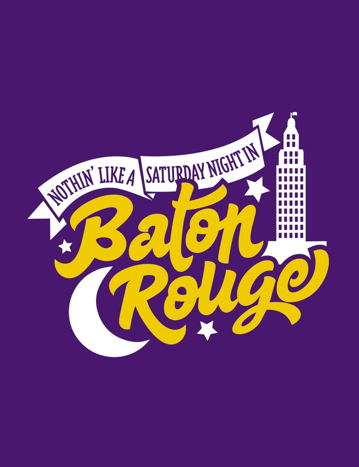 On a Saturday night in Baton Rouge, there is Magic in the Air. $22.00